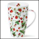 Designertassen - Dunoon - Fine Bone China  : Tasse, Henley Dovedale Strawberry